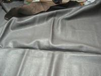 Rindleder dunkelbraun genarbt 2,3-2,5mm (E201150KDB12)