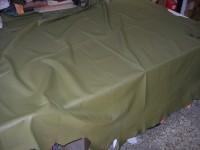 Rindleder oliv semi anilin 1,0mm (F1515G1)
