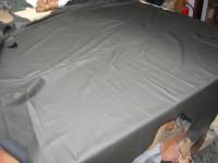 Möbelleder tief dunkelbraun 0,8 mm stark gedeckt (E191150KDB23)