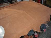 Wasserbüffel natur hellbraun (E2015WB7) 1,4mm