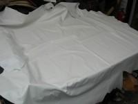 Rindleder weiß 1,0mm (E201150KW1)