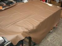 Rindnappa hellbraun 0,7mm (E201150KHB)