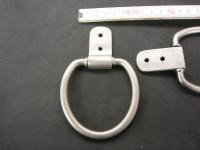 Schnalle / Zierteil 4,0 cm (BA09ZS)
