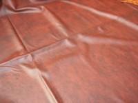 Möbelleder braunrot antik gewischt (E201150KAN) 1,4mm