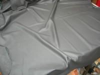 Rindleder grau 1,5mm Millkorn anilin (FA212550GR)  Bestellware auf Anfrage.