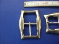 Doppelschnalle 3,0 cm (E19K38)  Zur Zeit ausverkauft.