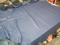 Möbelleder dunkelblau Millkorn anilin 1,4mm (FA212350BL)