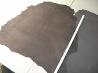Ziegenschuhvelour dunkelbraun 0,8mm (T1617Z)