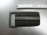 Koppelschnallen 4,0 cm altkupfer (E19K85)