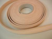 Ledergriff natur 16mm breit auf 5 m Rollen (NG16)