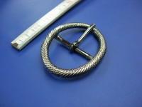 Doppelschnallen 5,0 cm altnickel (E19K164)