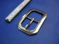 Doppelschnalle 3,5 cm alteisen (E19K188)