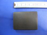 Koppelschnallen 4,0 cm altkupfer (E19K213)