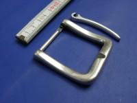 Halbschnallen 4,0 cm altsilber (E19K203)  Zur Zeit ausverkauft