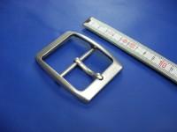 Doppelschnalle 4,5 cm altsilber (E19K236)