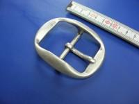 Doppelschnallen 4,0 cm altsilber (E19K253)