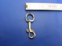 Wirbelkarabiner 1,3 cm (5579Z1/2NI)