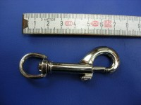 Wirbelkarabiner 1,3 cm (5025Z1/2NI)