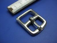 Doppelschnalle 2,0 cm Edelstahl (1120SS3/4)