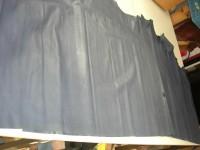 Rindhälften mittelblau 1,1 mm weich (T1617BL) 3. Sortiment