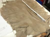 Lammnappa antik beigegrau 0,6-0,7mm (A0923KB)