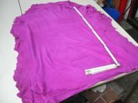 Ziegenvelour violett 0,6 mm weich (A1915CY)