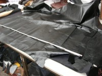 Rindnappa schwarz 0,6-0,7 mm standig (F1816RS)