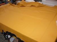 Möbelleder gelb 1,2 mm semianilin chromfrei (F1213HB19)
