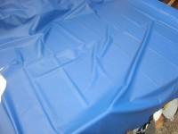 Möbelleder mittelblau 1,0 mm gedeckte weich (F1515BL10)
