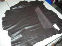 Lammnappa dunkelbraun 0,5mm geschmeidig (A19175LN2)