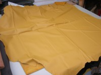 Möbelleder gelb 1,2mm semianilin chromfrei (F1614HB25)