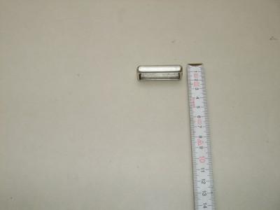 Messingschlaufe altsilber 4 cm (19805/40asi)