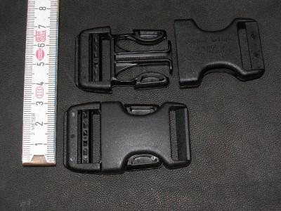Steckverschluss 25mm Sonderposten (ST25)