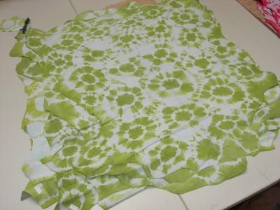 Ziegenvelour batik grün (ZVBAG)