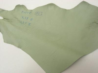 Möbelleder lindgrün (F1515G5)