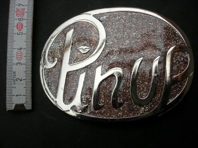 Koppelschnalle 4 cm Pin up (KSPU)