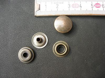 Druckknöpfe mit Ringfeder 1,5cm (DK1AME)