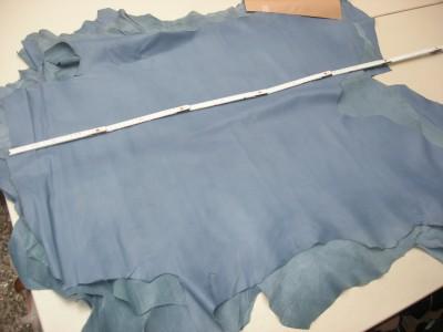 Kalbnappa hellblau anilin 0,5mm (A191275KB)