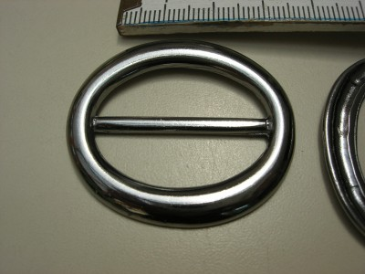 Versteller / Schließe 3 cm Stahl (A1900V3)