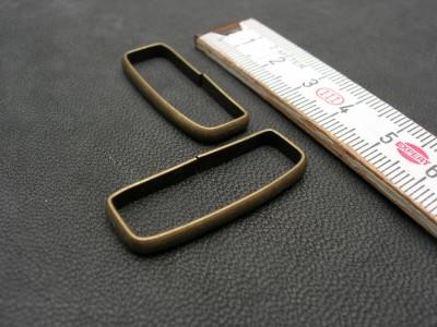 Schlaufen altmessing 3,0 cm (H0958/30)