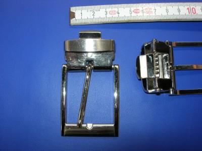 Klemmhalbschnalle 3,5 cm (E19K6)