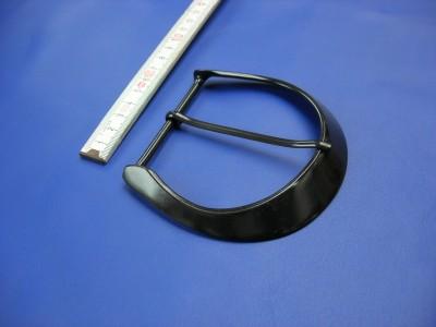 Halbschnalle 7,0 cm bronziert (E19K152)